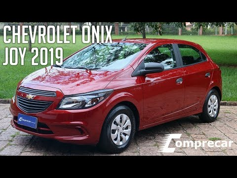 Avaliacao Chevrolet Onix Joy 2019 Youtube