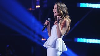 "The Voice of Poland VI - Agnieszka Birecka - ""How Deep Is Your Love"" - Przesłuchania w ciemno"