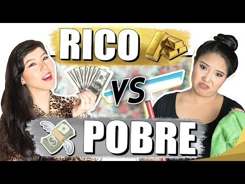 RICO VS POBRE | Blog das irmãs