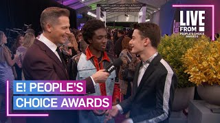 """""""Stranger Things"""" Child Stars Are Growing Up 