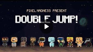Pixel arcade - Double Jump