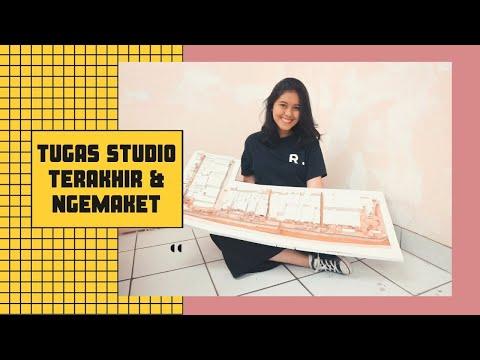 Kelas Studio Terakhir dan Ngemaket | Bincang Arsitektur eps.4