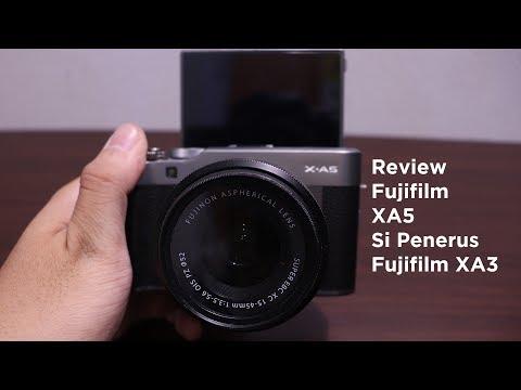 Review Fujifilm XA5, si penerus Fujifilm XA3, apakah lebih baik ???