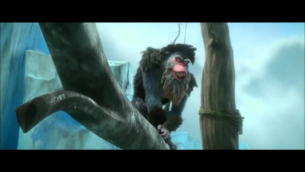Ice Age Captain Gutt Ice Age 4: Continental...