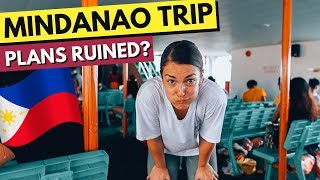 It almost ALL WENT WRONG -  RoRO from Surigao to Siargao