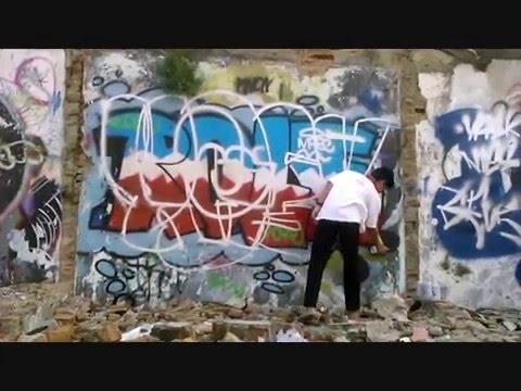 YASK: First Bombing | Graffiti Indonesia 2015