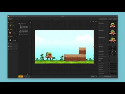 Advanced Character Assets - Buildbox 2 Tutorial