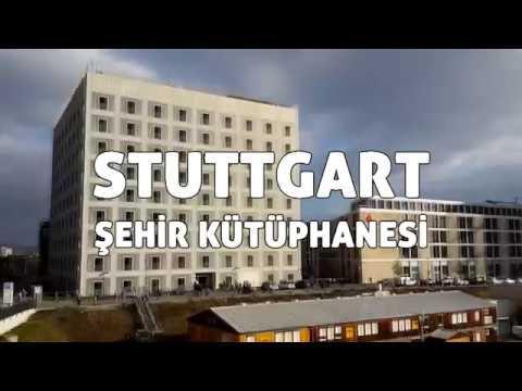 Stuttgart Şehir Kütüphanesi (Stuttgart City Library)