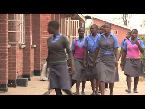 Mentoring Girls in Malawi