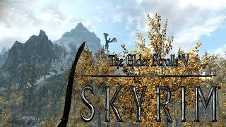 TES V | Skyrim #17 - Дракон против Имперского легиона