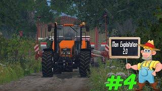 Farming Simulator 15 / Mon Exploitation 2.0 / EP4 /