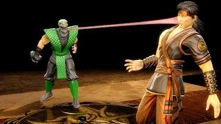 Download Video Mortal Kombat 9 - All Fatalities & X-Rays on Liu Kang Costume 2 4K Ultra HD Gameplay Mods MP3 3GP MP4