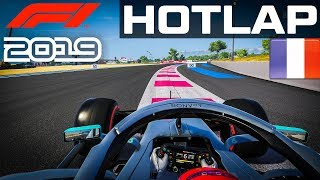 F1 2019 FRANCE HOTLAP - DEFAULT SETUP (1:29.288)