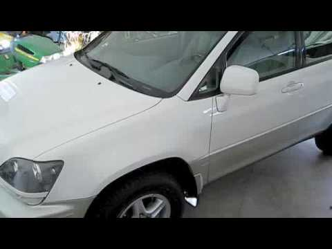 1999 lexus rx300 start up exhaust engine and tour youtube. Black Bedroom Furniture Sets. Home Design Ideas