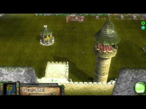 Stronghold Legends Mini Tutorial |