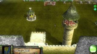 Stronghold Legends Mini Tutorial