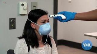 CDC:  US Preparing For Potential  Pandemic
