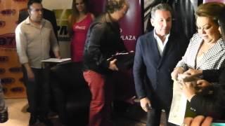 Ricardo Montaner en Paraguay 2013 - Visitante Ilustre de Asuncion y Club de fans
