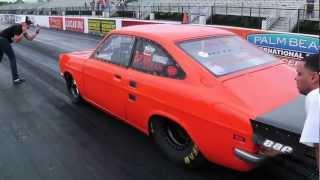 El Kako Racing Datsun SR20 6.97 @ 197 MPH (NEW WORLD RECORD)