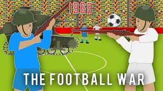 The Football war (Weird Wars)