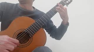 Gambar cover Akull - Laal Chunariya (Guitar cover)