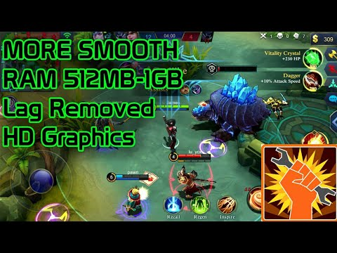 Best Gltools Setting For Mobile Legends Gltools 2 Youtube