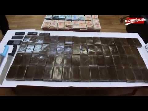 حجز كميات من مادة الزطلة و مبلغ مالي بقيمة 200 ألف دينار