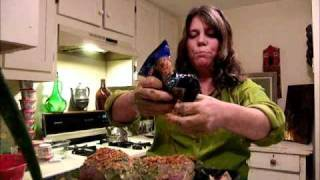 Creamy Cheesy Spinach And Mushroom Stuffed Pork Loin With Yummy Red Potatoes