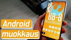 Kuinka muokkaan Androidia? - Nova Launcher
