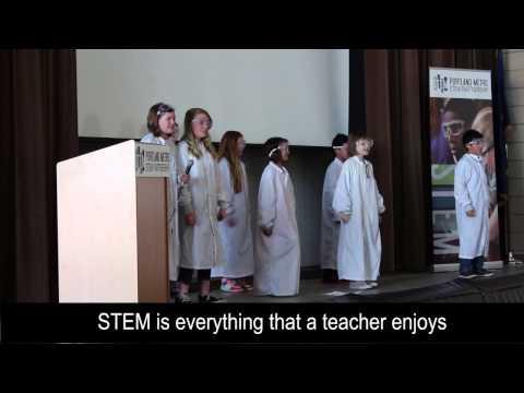 3rd Intel STEMposium - Quatama Elementary School, Hillsboro, OR - Apr. 26, 2013