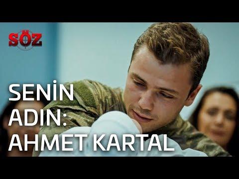 Söz   15.Bölüm - Senin Adın: Ahmet Kartal!