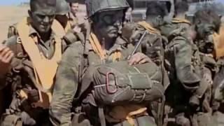 Война в Италии 1943 1945 в цвете