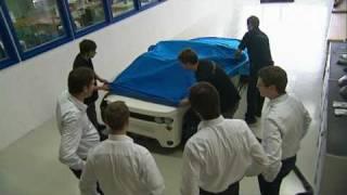 auto motor und sport-TV: Roding Roadster