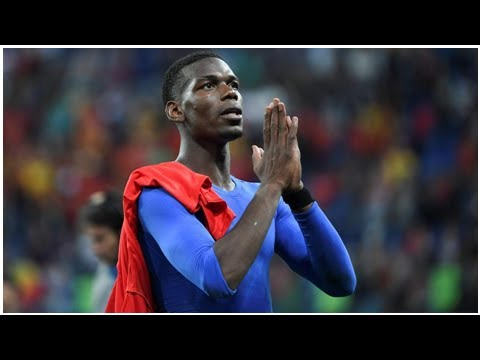 Paul Pogba dedicates France s world cup victory against Belgium to Thailand  cave survivors 32cdfaa81e