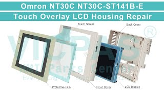 NT620C-ST141B-E Protective Film for Omron Operate Overlay