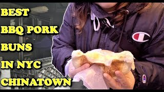 BEST BBQ PORK BUNS IN NYC CHINATOWN | INCREDIBLE MALAYSIAN CURRY | NEW YORK FOOD TOUR