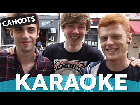 Cahoots: Karaoke in London!