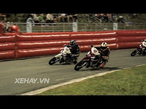 [XEHAY.VN] Sôi động giải đua Honda tại Bà Rịa Vũng Tàu