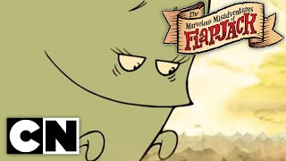 The Marvelous Misadventures of Flapjack - Oh Brother (Clip 1)