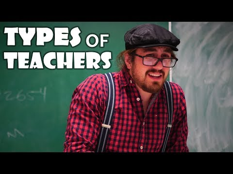 Stereotypes: Teachers