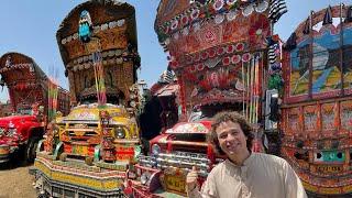 Los ALUCINANTES camiones de Pakistán | ¿Por qué gastan tanto? 🚌🇵🇰