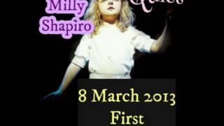 Quiet - Milly Shapiro 8/3/13 (First)