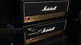 Marshall DSLH vs DSLHR