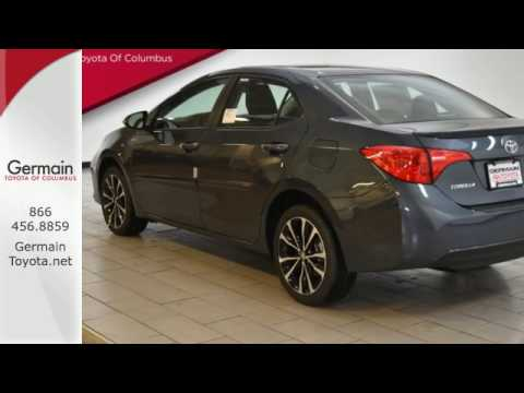 New 2017 Toyota Corolla Columbus, OH #80207   SOLD