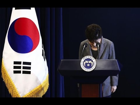 A Simple Question: South Korean corruption at the highest level