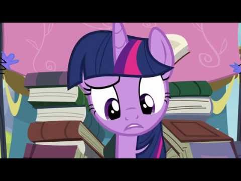 Twilight Sparkle ~ You want me to trade ALL my books for a broken pen!?