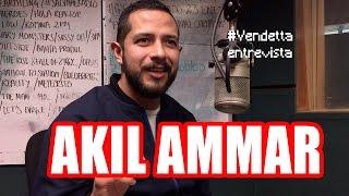 Entrevista a Akil Ammar