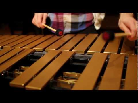 """Evan Chapman - """"Holocene"""" by Bon Iver (Percussion Cover) *HD*"""