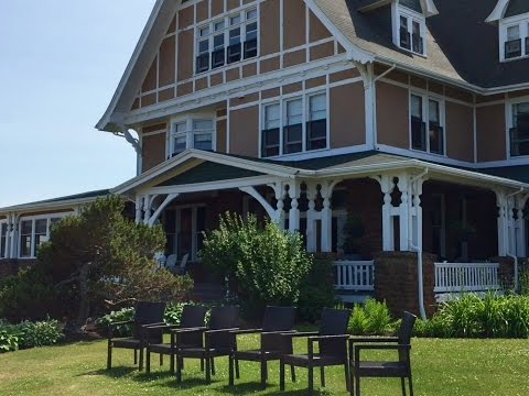 Dalvay By The Sea resort hotel on Prince Edward Island