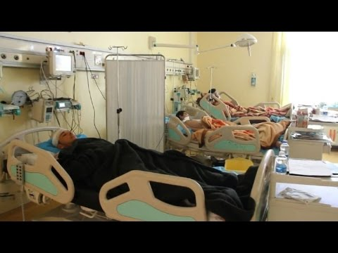 Fighters wounded in Libya
